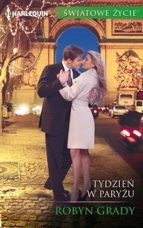Ebook Tydzień w Paryżu pdf