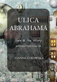 Chomikuj, ebook online Ulica Abrahama. Joanna Łukowska