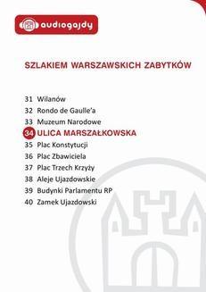 Chomikuj, ebook online Ulica Marszałkowska. Szlakiem warszawskich zabytków. Ewa Chęć
