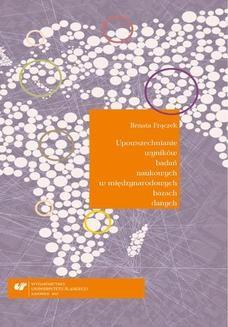 Ebook Upowszechnianie wyników badań naukowych w międzynarodowych bazach danych. Analiza bibliometryczna na przykładzie nauk technicznych, ze szczególnym uwzględnieniem elektrotechniki pdf