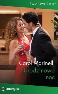 Chomikuj, ebook online Urodzinowa noc. Carol Marinelli