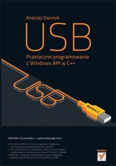 Ebook USB. Praktyczne programowanie z Windows API w C++. Wydanie II pdf