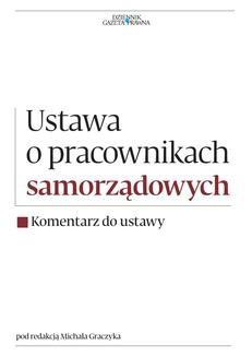 Chomikuj, ebook online Ustawa o pracownikach samorządowych. Sebastian Frejowski