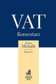 Chomikuj, ebook online VAT. Komentarz 2014. Tomasz Michalik