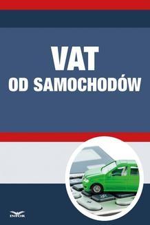 Chomikuj, ebook online Vat od samochodów. INFOR PL SA