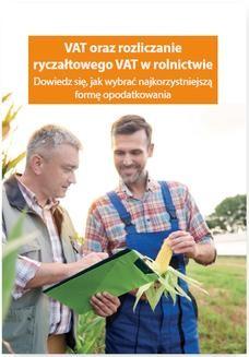 Chomikuj, ebook online VAT oraz rozliczanie ryczałtowego VAT w rolnictwie. Dowiedz się, jak wybrać najkorzystniejszą formę opodatkowania. Piotr Szulczewski