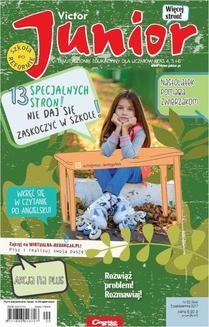 Ebook Victor Junior nr 21 (345) 19 października 2017 pdf
