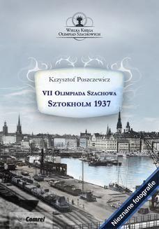 Ebook VII Olimpiada Szachowa – Sztokholm 1937 pdf