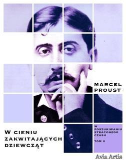 Chomikuj, ebook online W cieniu zakwitających dziewcząt. Marcel Proust