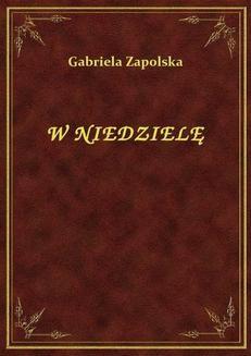 Ebook W Niedzielę pdf