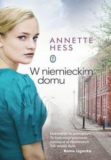 Chomikuj, ebook online W niemieckim domu. Annette Hess