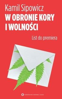 Chomikuj, ebook online W obronie Kory i wolności. Kamil Sipowicz