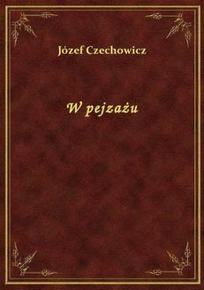 Chomikuj, ebook online W pejzażu. Józef Czechowicz