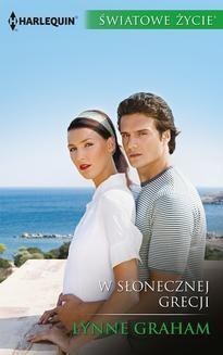 Chomikuj, ebook online W słonecznej Grecji. Lynne Graham