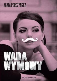 Ebook Wada wymowy pdf