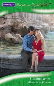 Chomikuj, ebook online Wakacje w Rzymie. Susanne James