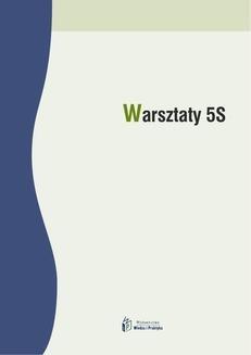 Chomikuj, ebook online Warsztaty 5S. Marzena Leszczyk-Kabacińska