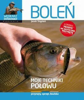 Chomikuj, ebook online Wędkarz doskonały – monografie. Boleń. Jacek Stępień