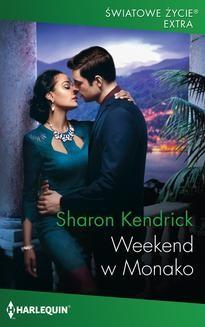 Chomikuj, ebook online Weekend w Monako. Sharon Kendrick