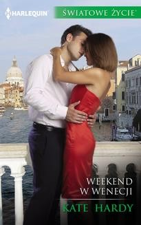 Chomikuj, ebook online Weekend w Wenecji. Kate Hardy