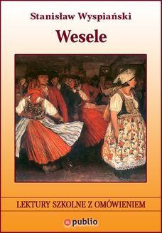 Chomikuj, ebook online Wesele. Stanisław Wyspiański