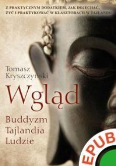 Ebook Wgląd. Buddyzm, Tajlandia, Ludzie pdf