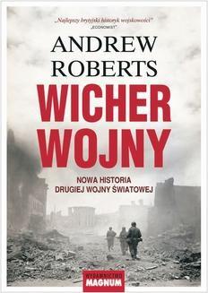 Ebook Wicher wojny. Nowa historia drugiej wojny światowej pdf