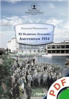 Ebook Wielka księga olimpiad szachowych. XI Olimpiada Szachowa. Amsterdam 1954 pdf