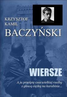 Chomikuj, ebook online Wiersze. Krzysztof Kamil Baczyński