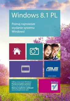 Chomikuj, ebook online Windows 8.1 PL. Danuta Mendrala