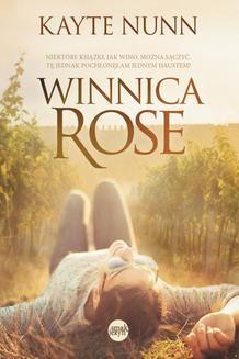 Chomikuj, ebook online Winnica Rose. Kayte Nunn