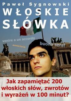 Ebook Włoskie słówka pdf