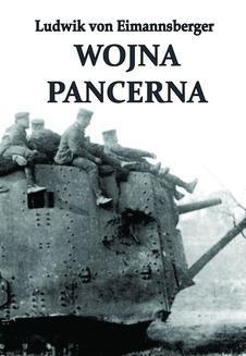 Chomikuj, pobierz ebook online Wojna pancerna. Ludwig Eimannsberger