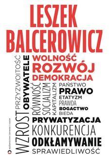 Chomikuj, ebook online Wolność, rozwój, demokracja. Leszek Balcerowicz