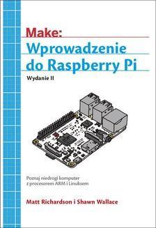 Ebook Wprowadzenie do Raspberry Pi, wyd. II pdf