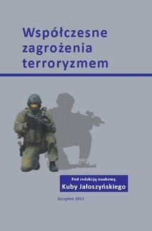 Chomikuj, ebook online Współczesne zagrożenia terroryzmem. Kuba Jałoszyński
