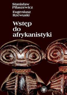 Ebook Wstęp do afrykanistyki pdf
