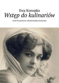 Ebook Wstęp do kulinariów pdf