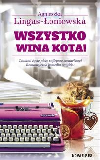 Ebook Wszystko wina kota! pdf