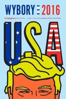 Chomikuj, ebook online Wybory USA 2016. Opracowanie zbiorowe