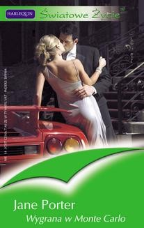 Chomikuj, ebook online Wygrana w Monte Carlo. Jane Porter