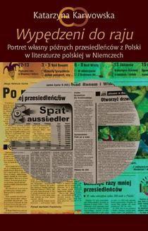 Chomikuj, ebook online Wypędzeni do raju. Katarzyna Karwowska