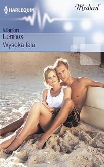 Chomikuj, ebook online Wysoka fala. Marion Lennox