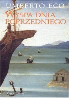 Ebook Wyspa dnia poprzedniego pdf