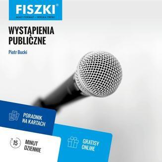 Chomikuj, pobierz ebook online Wystąpienia publiczne. Piotr Bucki
