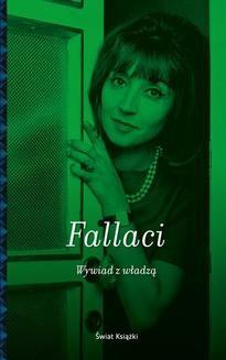 Chomikuj, ebook online Wywiad z władzą. Oriana Fallaci