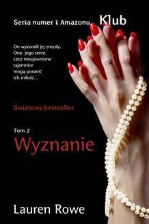 Ebook Wyznanie pdf