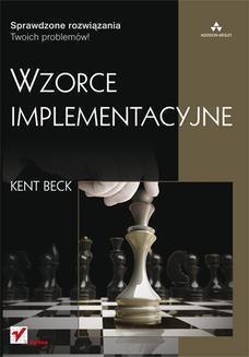 Ebook Wzorce implementacyjne pdf