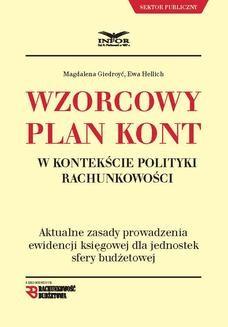 Chomikuj, ebook online Wzorcowy plan kont w kontekście polityki rachunkowości. Magdalena Giedroyć