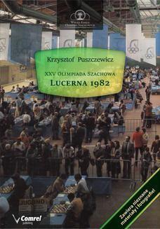 Ebook XXV Olimpiada Szachowa – Lucerna 1982 pdf